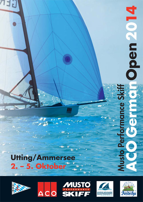 ACO German Open Musto Performance Skiff 2014