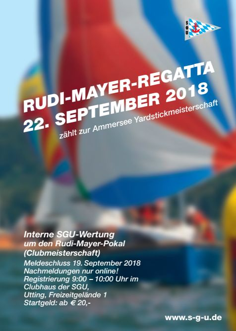 Rudi-Mayer-Regatta 2018